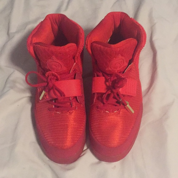 322da04f1d Nike Shoes | Yeezy Red October | Poshmark